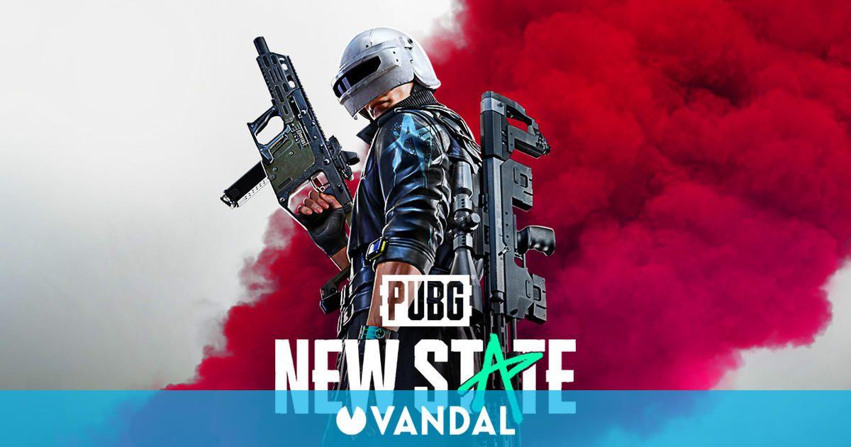 PUBG: New State, la versión móvil del battle royale, llega a iOS y Android el 11 de noviembre