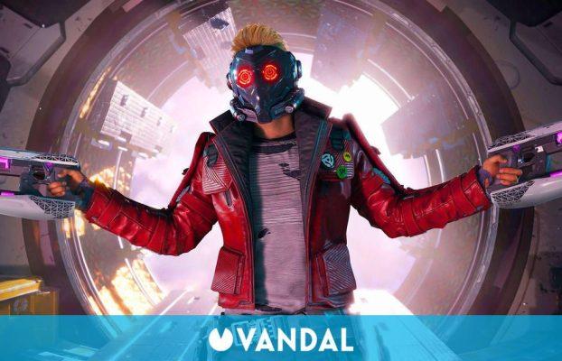 Así es Marvel's Guardians of the Galaxy con voces en español a 4K y 60 fps