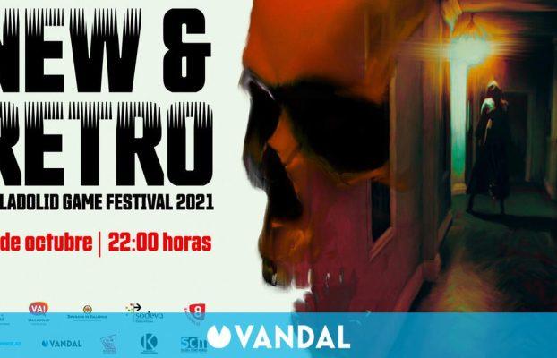 New & Retro Valladolid Game Festival 2021 se celebra el 24 de octubre en formato online