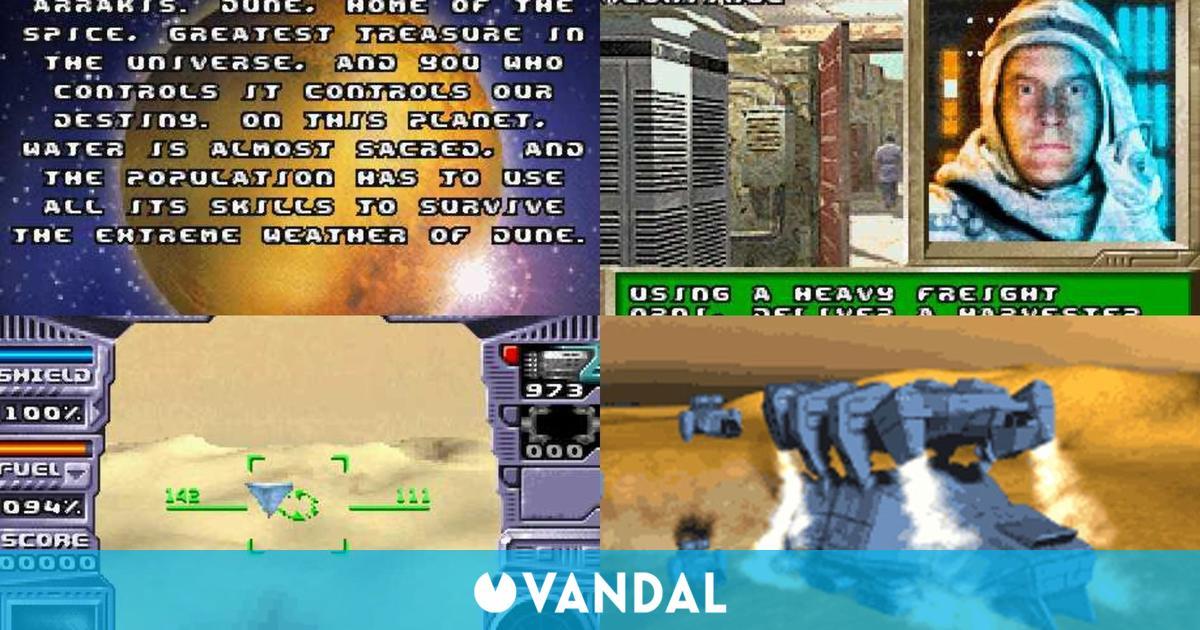 Un juego cancelado de Dune para GBA será revivido sin los derechos de la licencia