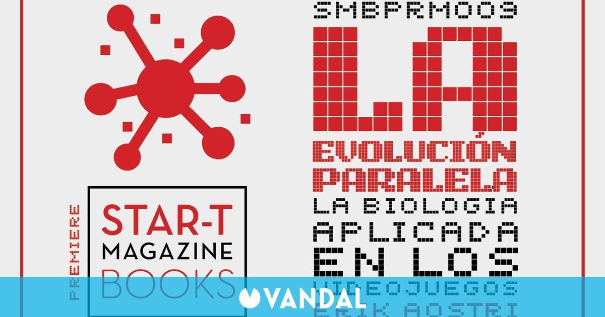 Star-t Magazine Books anuncia un nuevo libro sobre ciencia y videojuegos