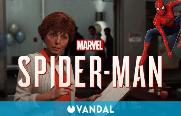 Spider-Man casi no incluye a la tía May porque era 'demasiado vieja y con muchas arrugas'