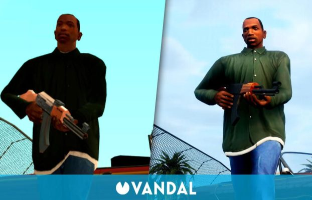GTA The Trilogy: Nuevas comparativas ponen cara a cara el original y la remasterización