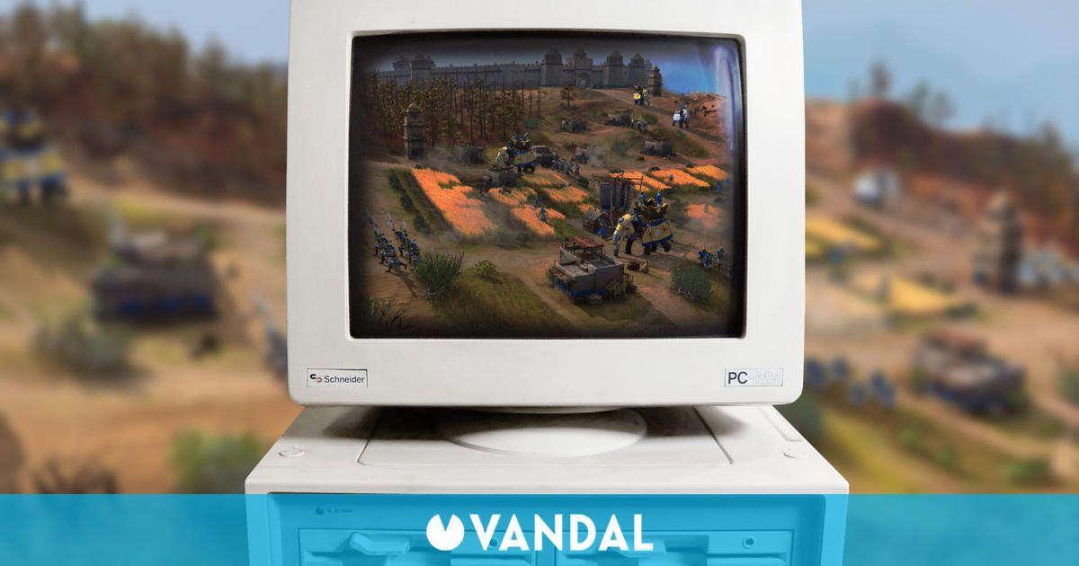 Age of Empires 4 incluye un modo gráfico que permite ejecutarlo hasta en PC medievales