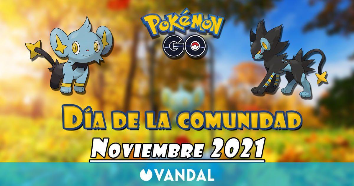 Pokémon GO: Día de la Comunidad de Shinx en noviembre 2021; fecha y detalles