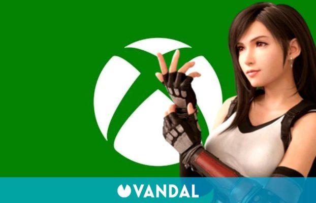Xbox China podría haber filtrado la llegada de Final Fantasy 7 Remake a Xbox