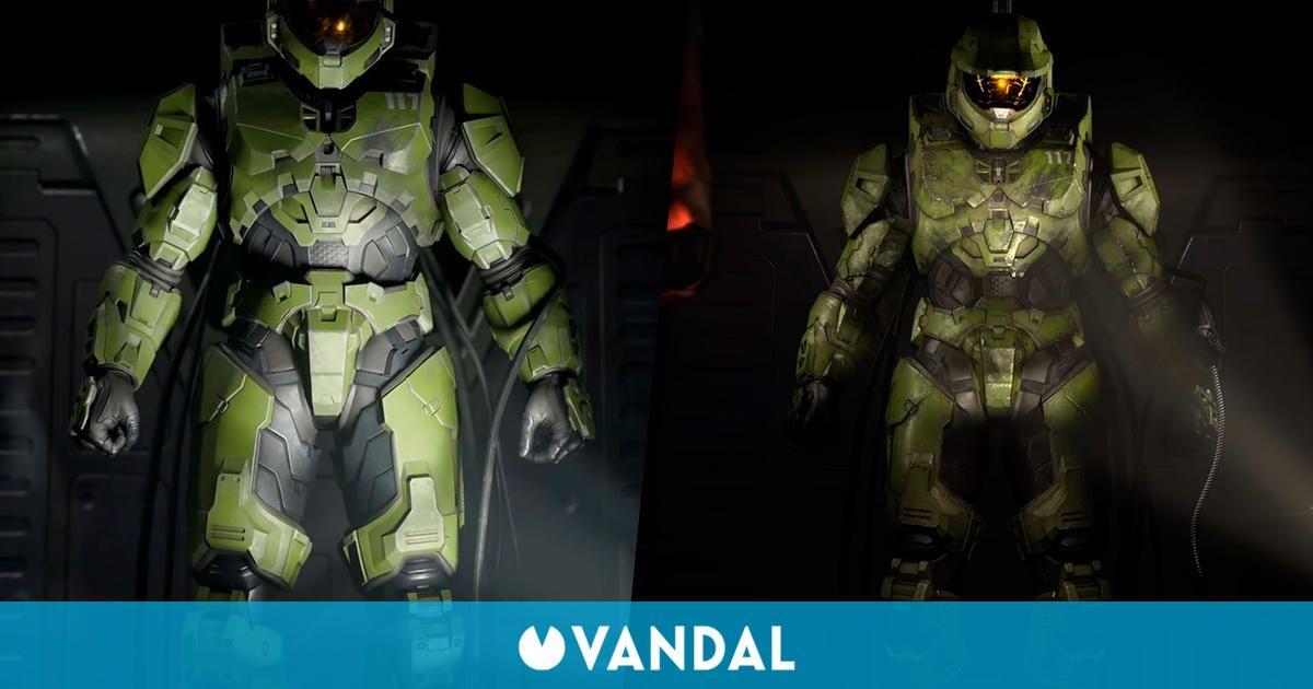 Halo Infinite: Comparan su último vídeo de la campaña con la versión de 2020