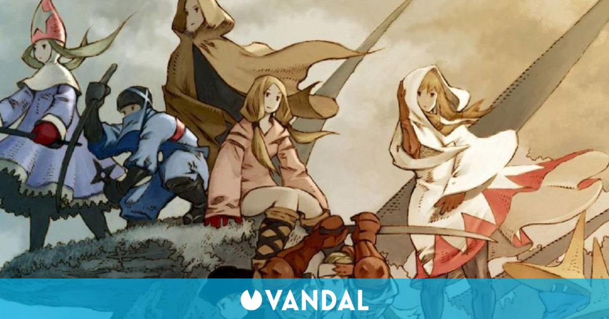 Una encuesta sugiere que Final Fantasy Tactics Remaster es una realidad