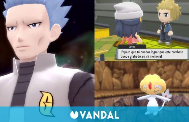 Pokémon Diamante Brillante y Perla Reluciente muestra en un nuevo tráiler al Equipo Galaxia