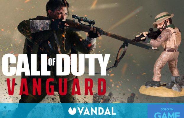 Call of Duty: Vanguard ya se puede reservar en GAME con figura exclusiva de regalo
