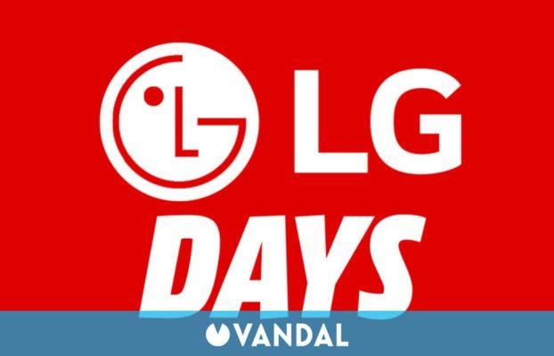 MediaMarkt comienza con los LG Days, 5 días para renovar tu televisor, monitor o portátil