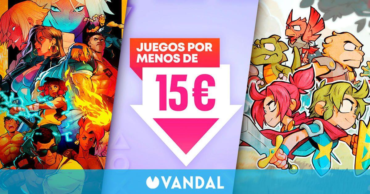 Ofertas PS Store en juegos por menos de 15 euros: Streets of Rage 4, Metro Exodus y más