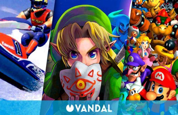 Un análisis de Nintendo Switch Online filtraría los juegos planeados de N64 y Mega Drive
