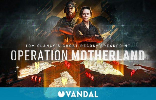 Ghost Recon Breakpoint recibirá la nueva campaña gratuita Operación Patria el 2 de noviembre