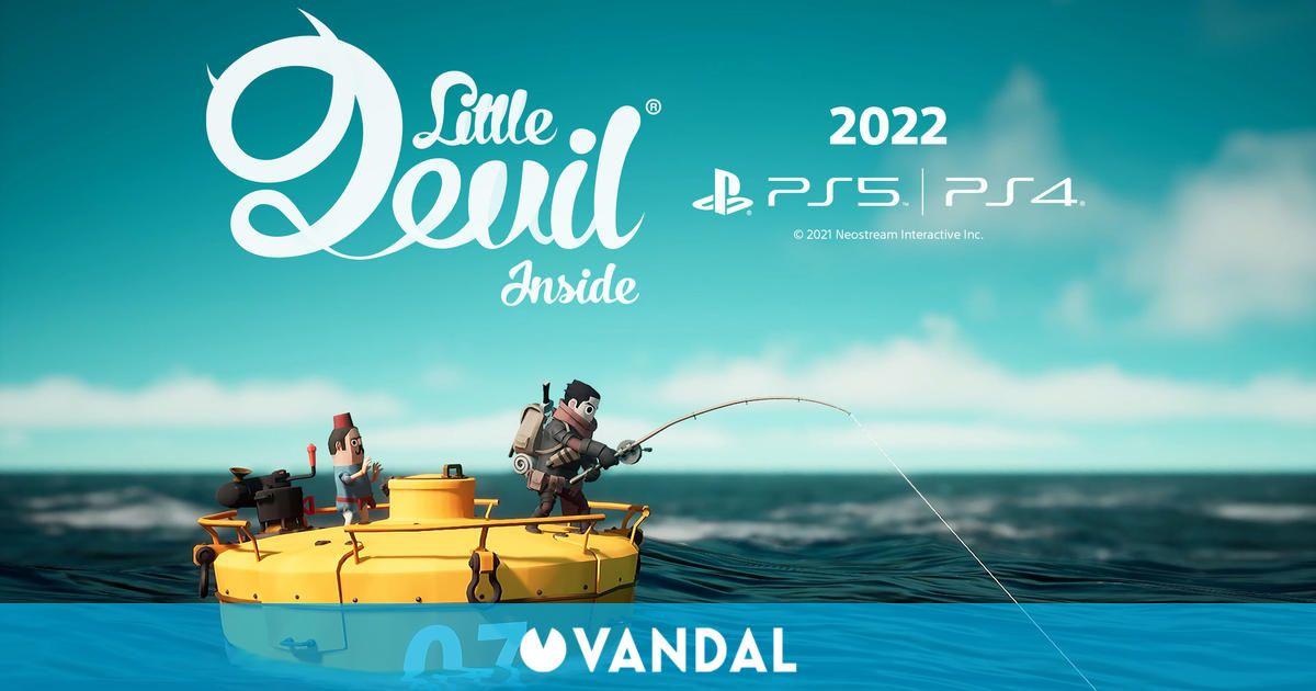 Little Devil Inside muestra un simpático tráiler gameplay: Llegará a PS5 y PS4 en 2022