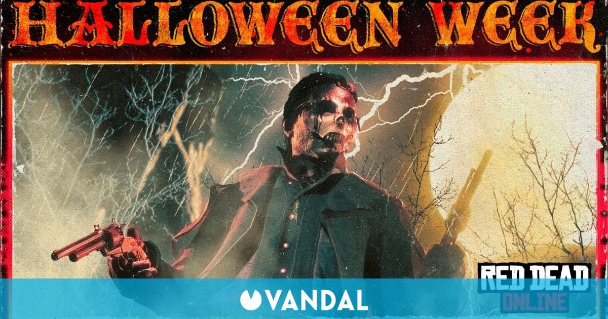 Red Dead Online: A las armas Halloween, Pase de Halloween 2, doble de recompensas y más
