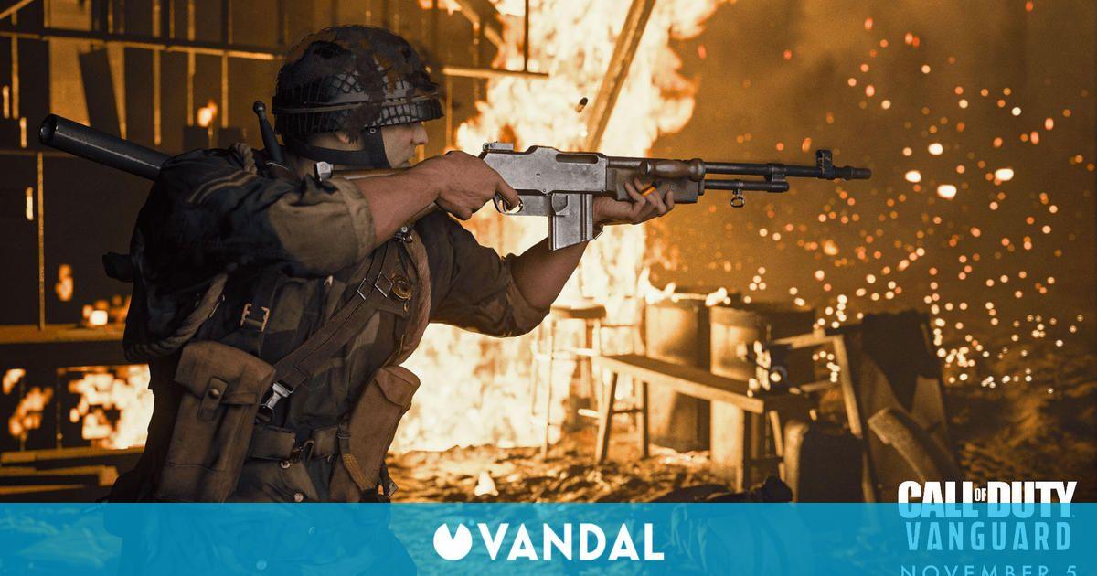 Call of Duty Vanguard: Desvelado el tamaño en consolas, fecha de la precarga y más