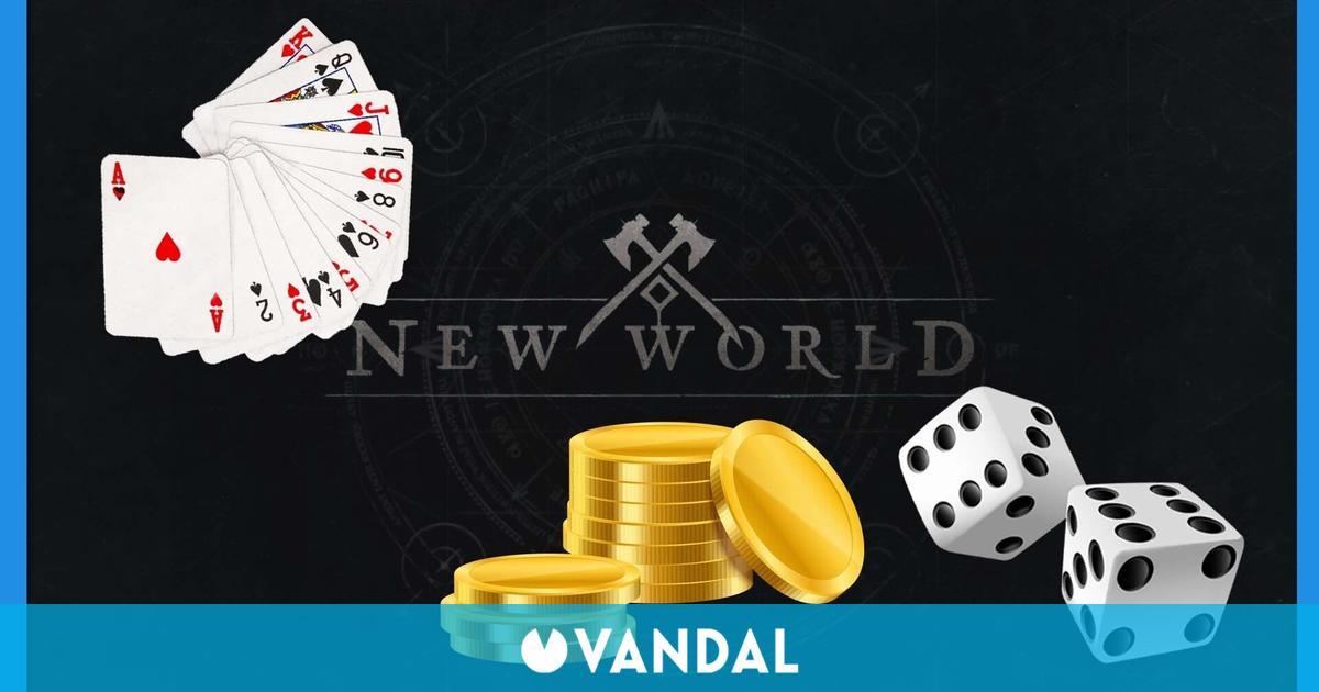 Los jugadores de New World convierten el juego en un casino