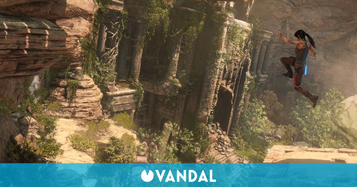 Rise of the Tomb Raider gratis en PC con Prime Gaming del 1 al 14 de noviembre