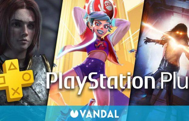 Confirmados los 6 juegos de PS Plus de noviembre: Knockout City, Kingdoms of Amalur y más