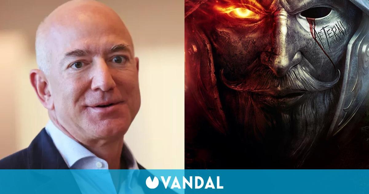 Jeff Bezos, fundador de Amazon, celebra el éxito de New World después de 'muchos fracasos'