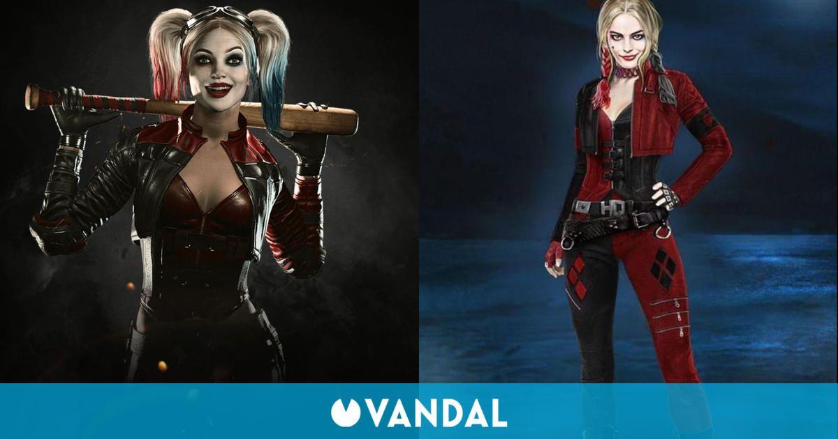 James Gunn tomó inspiración del traje de Harley Quinn de Injustice 2 para El Escuadrón Suicida