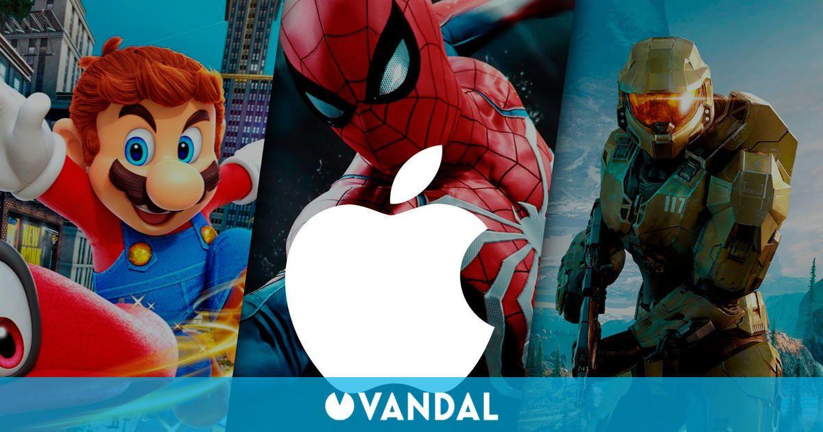 Apple tiene más beneficios en videojuegos que Sony, Nintendo, Microsoft y Activision juntas