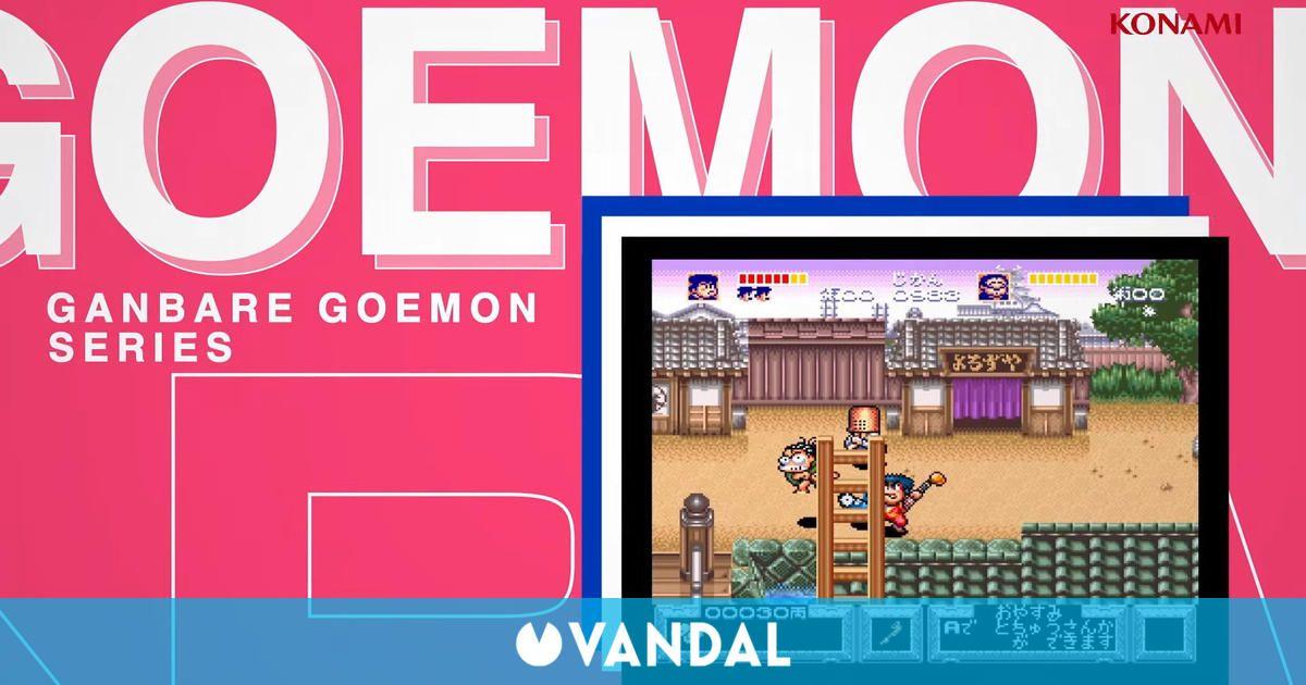 Konami busca desarrolladores independientes para recuperar sus sagas clásicas