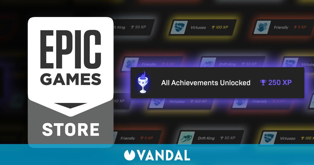Epic Games Store dará la bienvenida a los logros la semana que viene