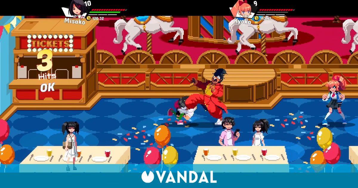 River City Girls 2 muestra su jugabilidad por primera vez en el Tokyo Game Show