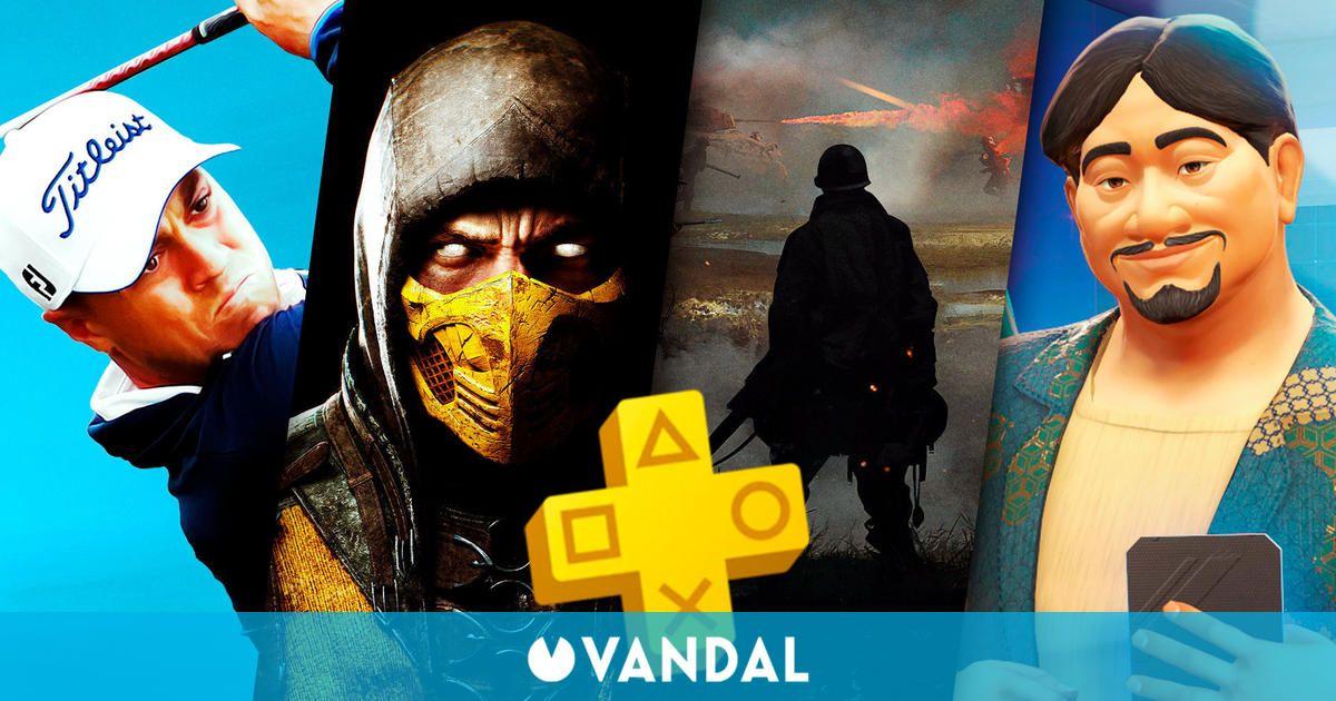 Ya disponibles los juegos gratis de PS Plus en octubre de 2021 para PS4 y PS5