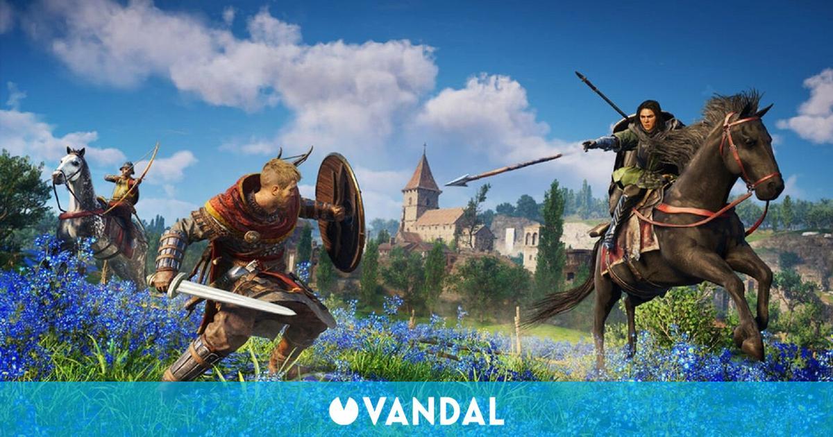 Assassin's Creed Valhalla añade modo gráficos en Stadia y prepara el Discovery Tour