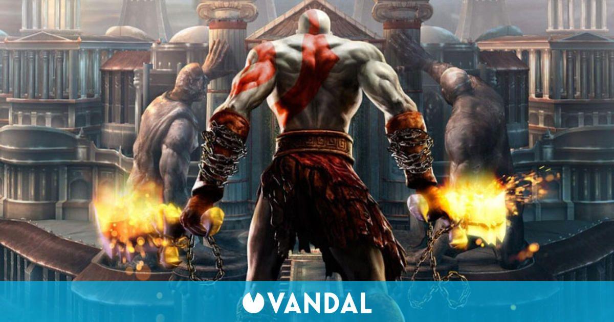 God of War fue concebido como un título en primera persona, confirma David Jaffe