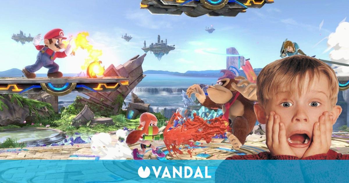 La derrota más humillante de Super Smash Bros. Ultimate con la que borrarías el juego