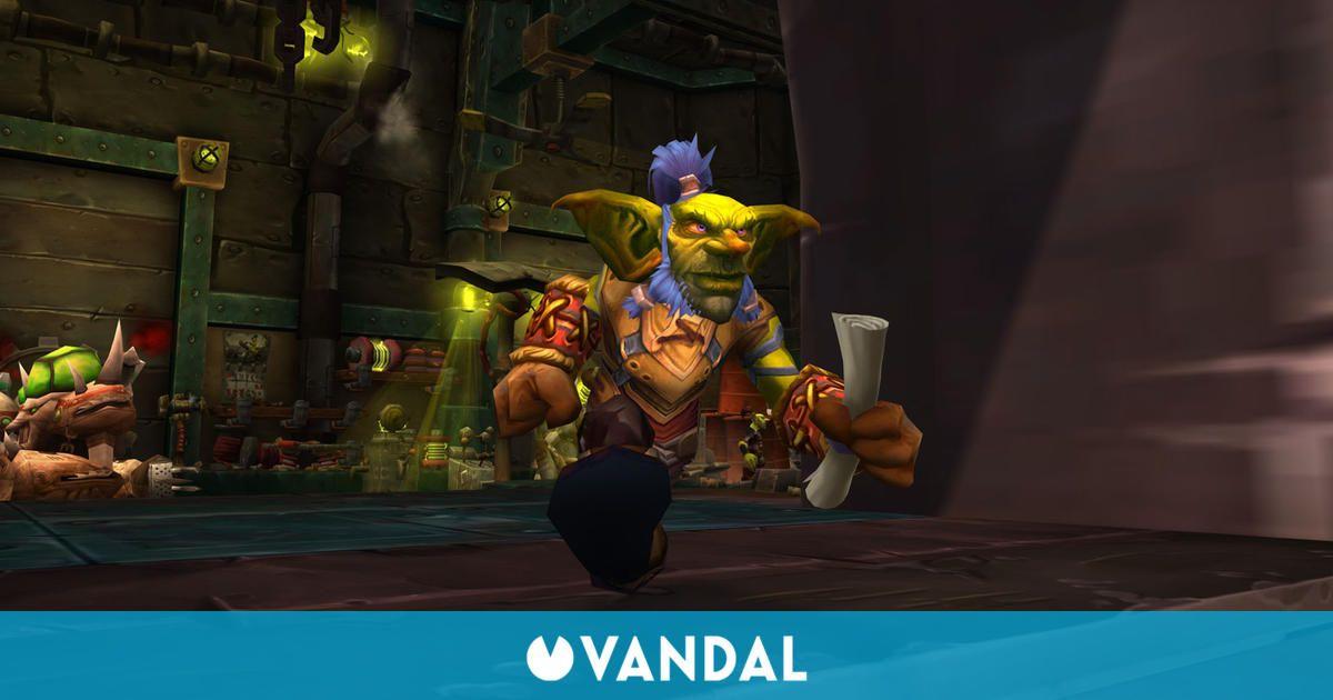 Blizzard elimina chistes y flirteos 'obsoletos' de World of Warcraft