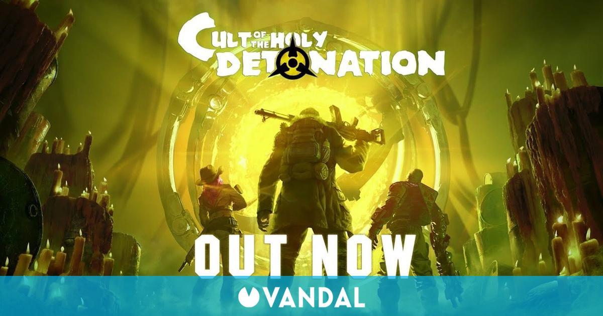 Wasteland 3 da la bienvenida al explosivo DLC Cult of the Holy Detonation