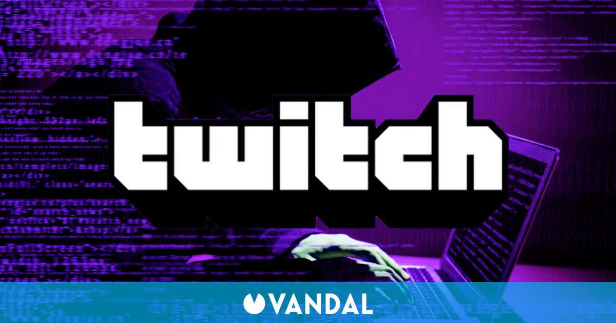Twitch ha sufrido una grave filtración de código fuente, datos de usuario y pagos