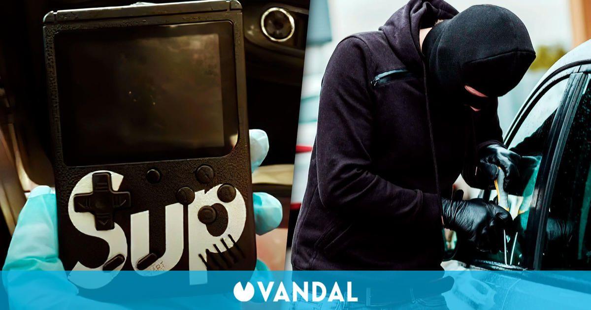 Detienen a unos ladrones de coches que utilizaban dispositivos ocultos en Game Boy falsas