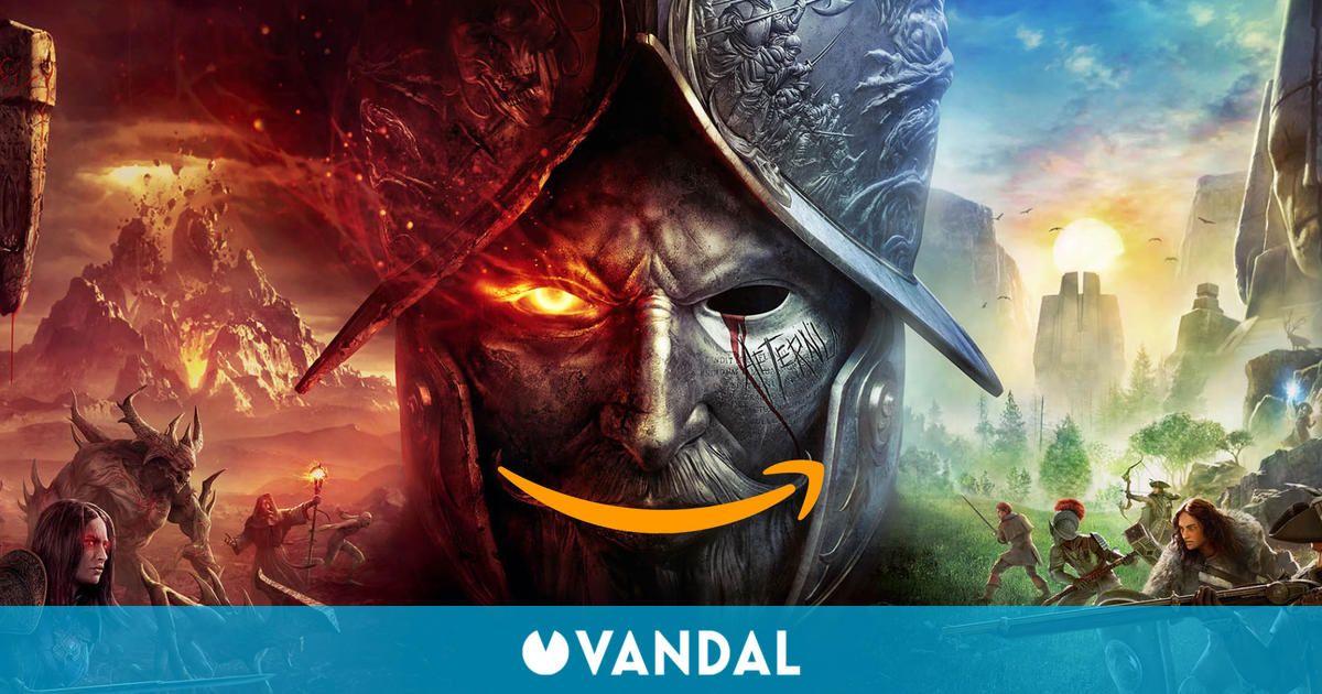 Amazon podría enfocarse más en los videojuegos tras el éxito de New World