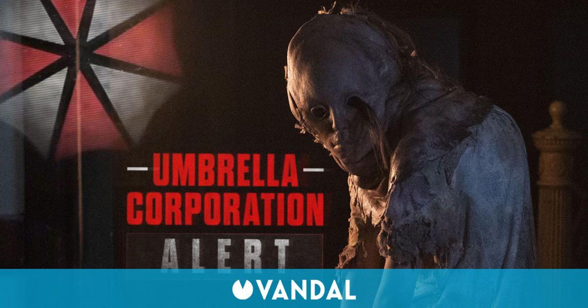 Resident Evil: Bienvenidos a Raccoon City muestra sus primeras secuencias en este teaser