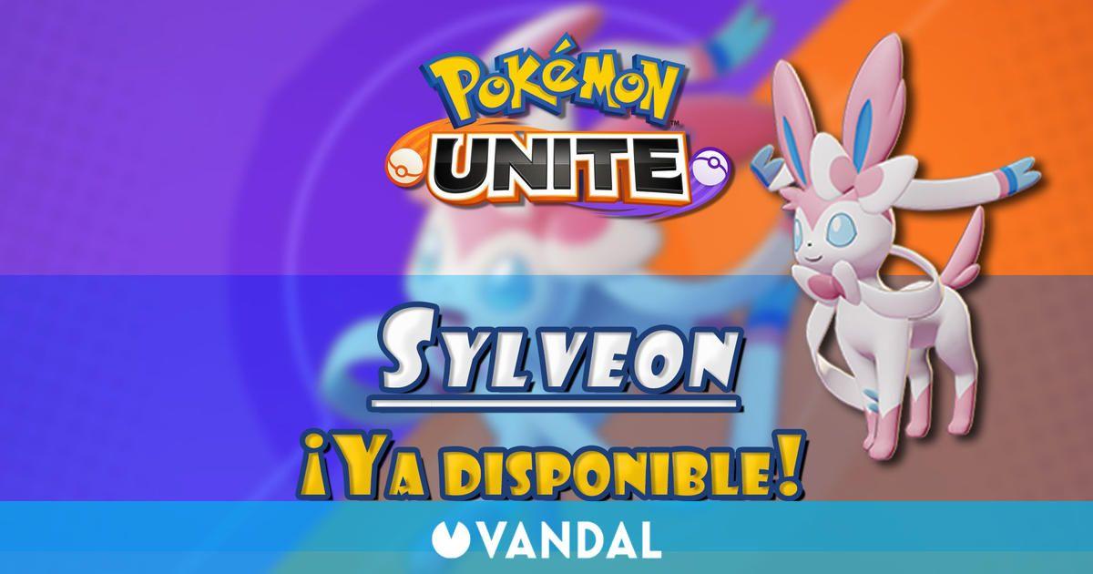 Sylveon ya disponible en Pokémon Unite: Todas sus habilidades confirmadas