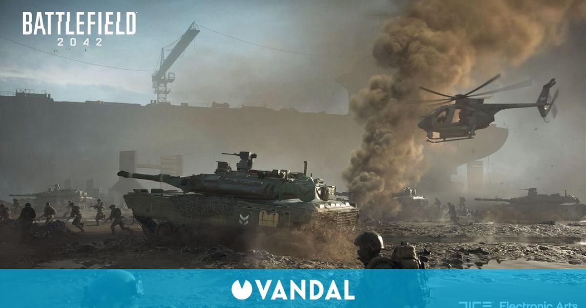 Beta de Battlefield 2042: fecha, horarios y cómo descargar