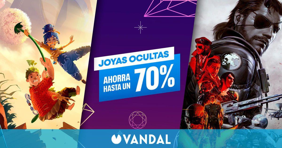 Ofertas PS Store en 'joyas ocultas': It Takes Two, Bayonetta, Castlevania Requiem y más