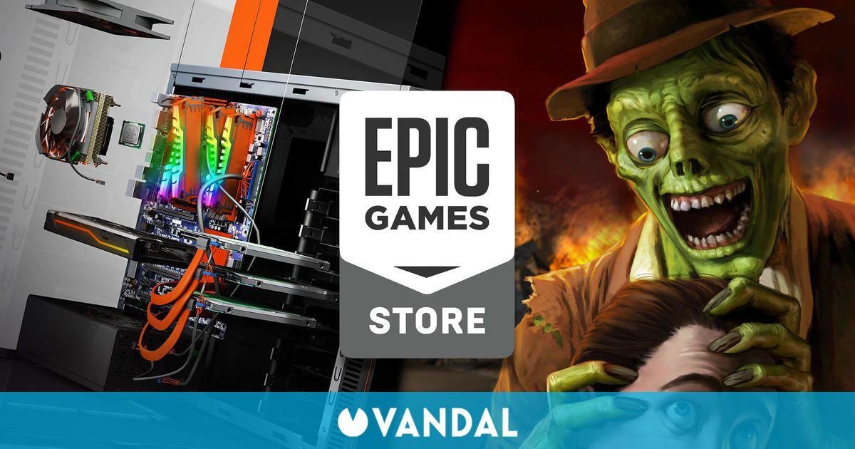 Epic Games Store ofrece gratis PC Building Simulator; Stubbs the Zombie la semana que viene