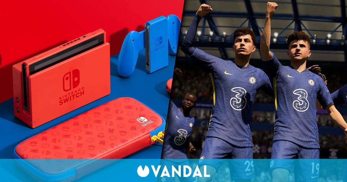 Ventas Japón: FIFA 22 se estrena con más de 39.000 copias; Switch suma 40.000 nuevas consolas