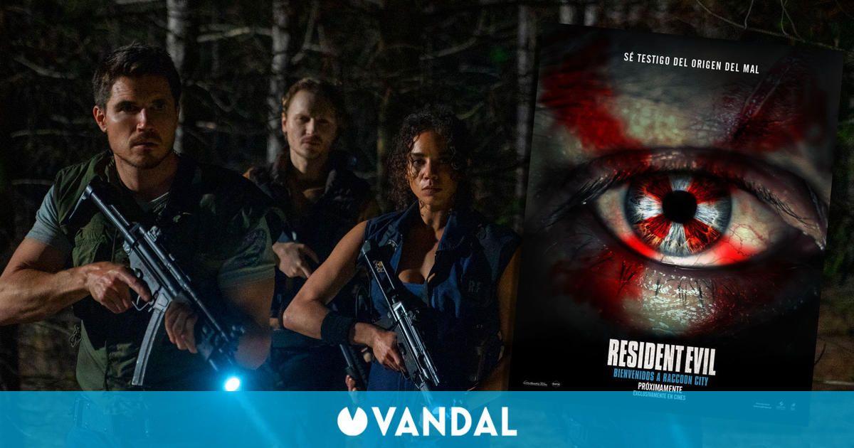 Resident Evil: Bienvenidos a Raccoon City muestra su cartel y primer tráiler en español