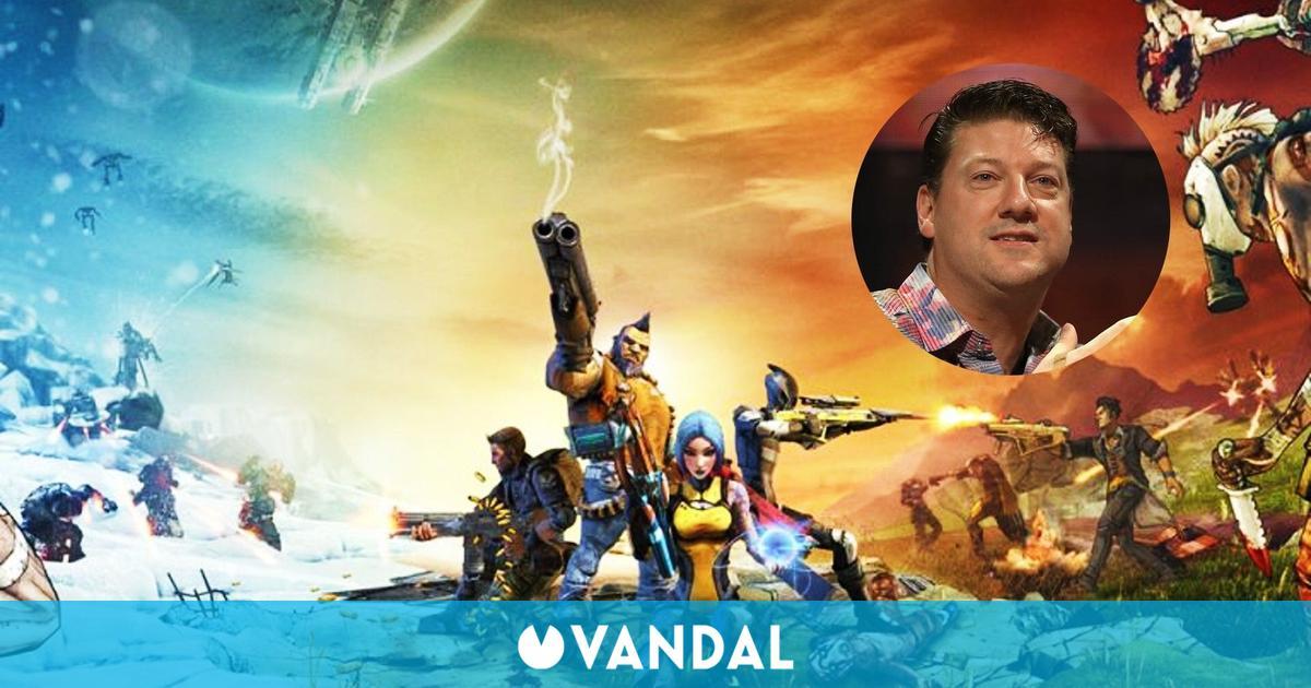 Gearbox se despide de Randy Pitchford, que abandona la presidencia de Gearbox Software
