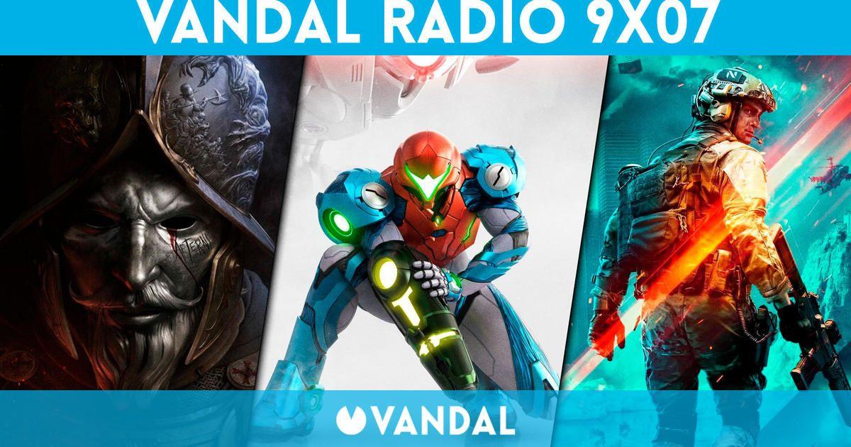 Vandal Radio 9×07 – Battlefield 2042, Metroid Dread, New World, el bono cultural