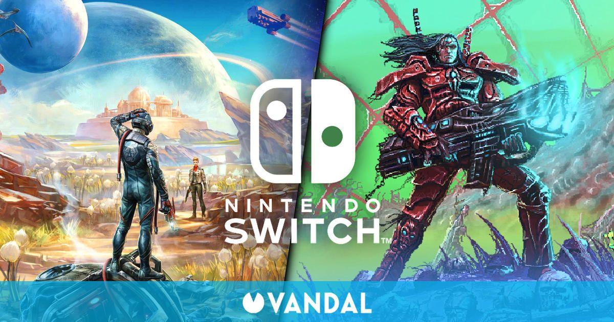 Ofertas Switch: Valfaris, Children of Morta, The Outer Worlds, Civilization 6 y mucho más