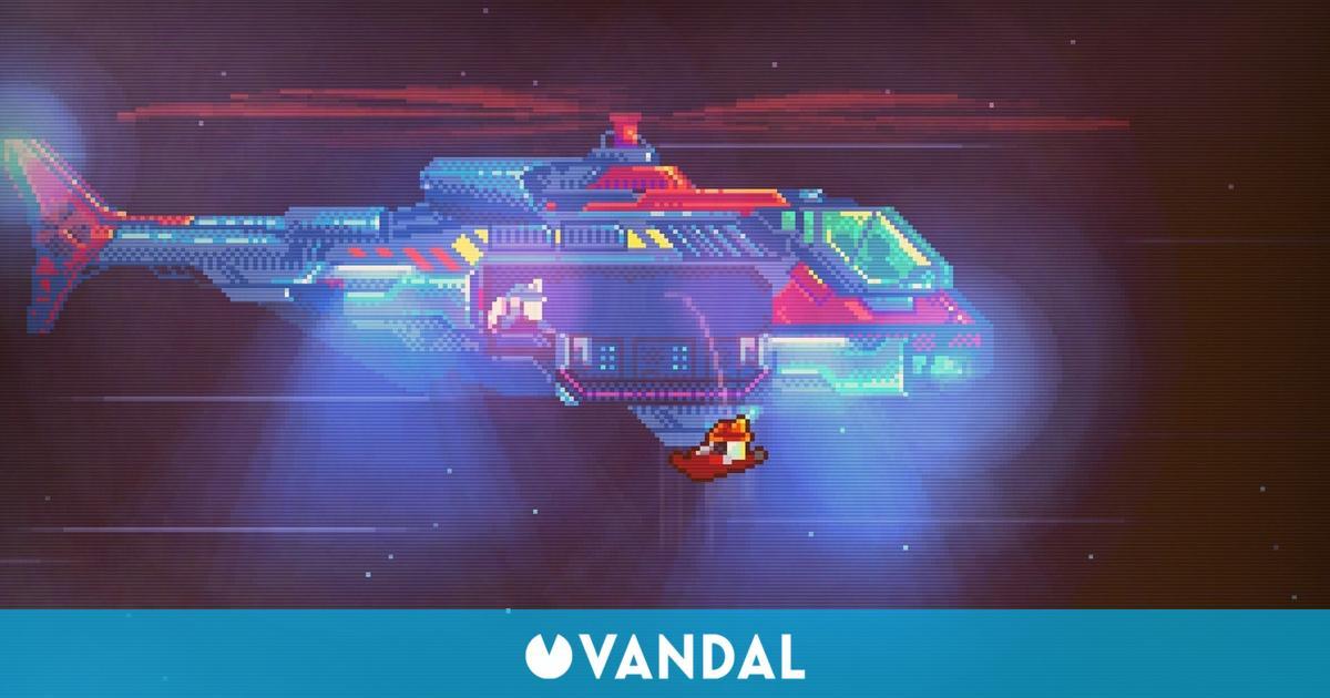Nuclear Blaze, lo nuevo del creador de Dead Cells, llega a Steam el 18 de octubre